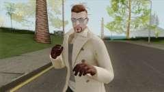 Male Random Skin 3 From GTA V Online pour GTA San Andreas