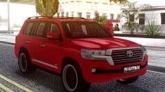 Toyota Land Cruiser 200 B7 für GTA San Andreas