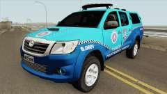 Toyota Hilux 2014 (BEPTUR PMBA)