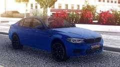BMW M5 F90 la Concurrence pour GTA San Andreas