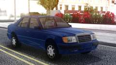 Mercedes-Benz W124 E500 Blue für GTA San Andreas