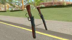 Sawnoff Winchester Model 1892 (Mares Leg) pour GTA San Andreas