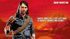 Red Dead Reception 2 Loadscreen (HD) pour GTA San Andreas