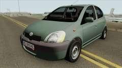 Toyota Yaris 1999 pour GTA San Andreas