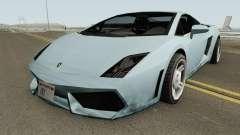 Lamborghini Gallardo SA Style TCGTABR
