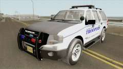 Ford Expedition 2008 (Alaska State Trooper) pour GTA San Andreas