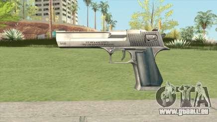 Desert Eagle Default GTA IV für GTA San Andreas