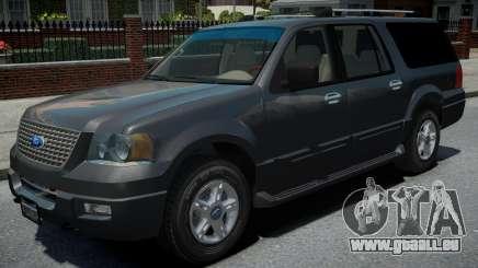 Ford Expedition EL 2006 für GTA 4