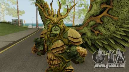 Swamp Thing Legendary From DC Legends pour GTA San Andreas