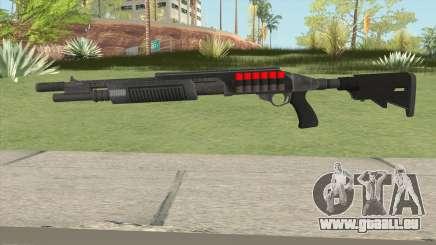 XY7-T Shotgun pour GTA San Andreas
