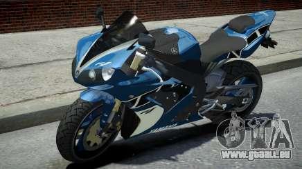 Yamaha R1 pour GTA 4