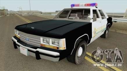 Sheriff Car RE:2 Remake pour GTA San Andreas