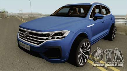Volkswagen Touareg 2019 IVF pour GTA San Andreas