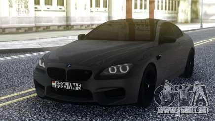 BMW M6 Grey pour GTA San Andreas
