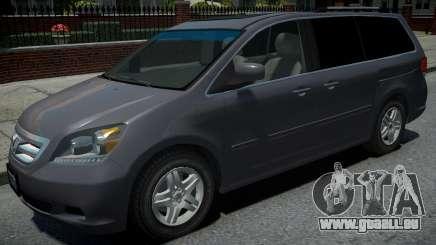 Honda Odyssey US 2006 pour GTA 4