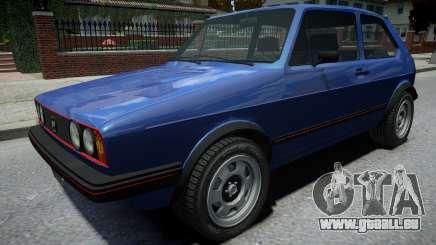 BF Club GTR für GTA 4