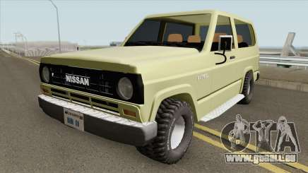 Nissan Patrol 160 (1980) für GTA San Andreas