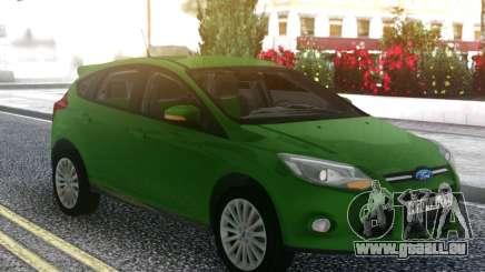 Ford Focus 3 Hatchback für GTA San Andreas