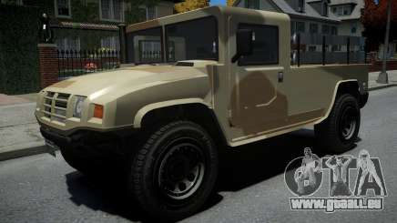 Mammoth Patriot Millitary pour GTA 4