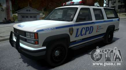 Declasse Granger Retro Police pour GTA 4