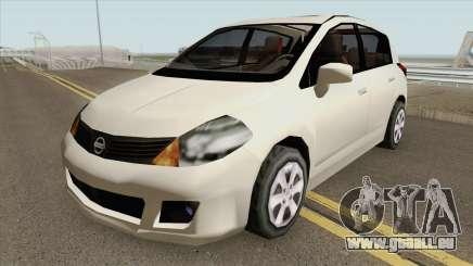 Nissan Tiida (SA Style) für GTA San Andreas