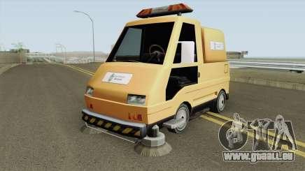 Sweeper Romania Bucuresti für GTA San Andreas