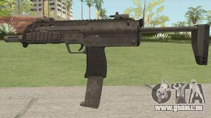 Battle Carnival MP7 pour GTA San Andreas