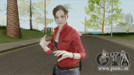 Claire Redfield From RE 2 Remake pour GTA San Andreas