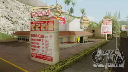 In N Out Mod pour GTA San Andreas