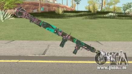 Rocket Launcher (Xorke) pour GTA San Andreas