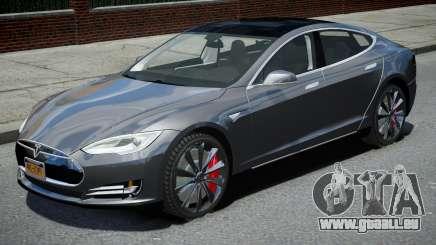 Tesla Model S P90D 2016 für GTA 4