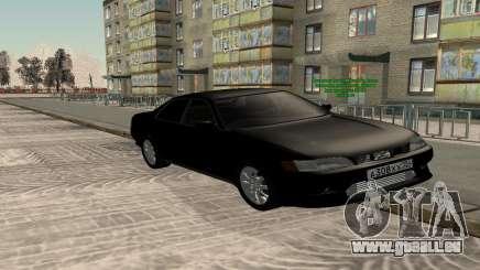 Toyota Mark II X90 Black pour GTA San Andreas