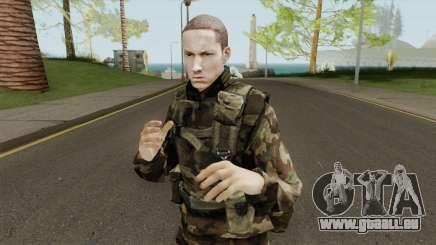 Eminen Militar pour GTA San Andreas