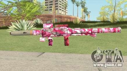 GTA Online RPG V2 pour GTA San Andreas