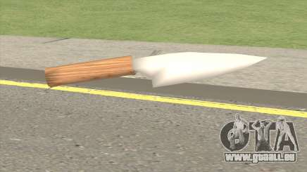 Stainless Steel Knife pour GTA San Andreas