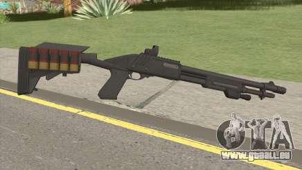 Battle Carnival MB70 Shotgun pour GTA San Andreas