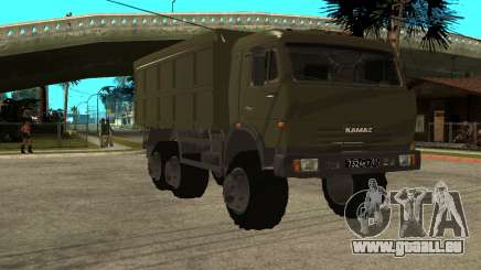 KamAZ 54115 Militaire pour GTA San Andreas
