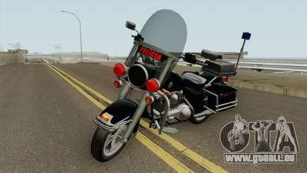 Harley Davidson PE (ExBr) pour GTA San Andreas