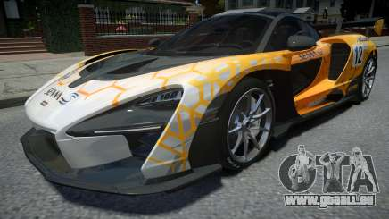 McLaren Senna 2019 pour GTA 4