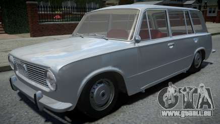 VAZ 2102 car Audio für GTA 4