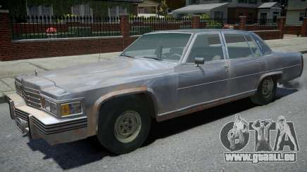 Cadillac Fleetwood 1978 (Rusty) für GTA 4