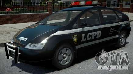 Dilettante LCPD Police für GTA 4