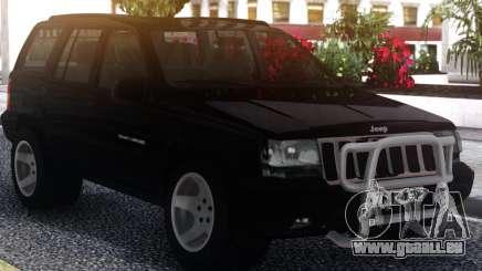 Jeep Grand Cherokee Pascha Pala für GTA San Andreas