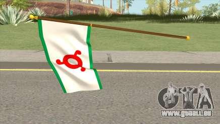 Ingushetia Flag für GTA San Andreas