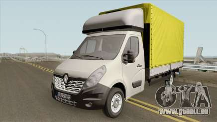 Renault Master T 2019 pour GTA San Andreas