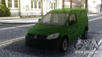 Volkswagen Caddy Maxi 2016 für GTA San Andreas
