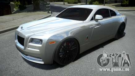 Rolls-Royce Wraith für GTA 4