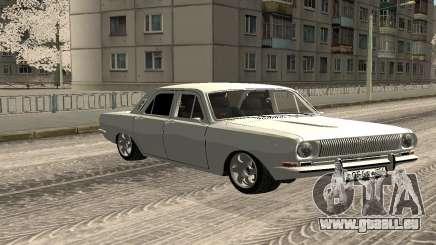 GAZ 24 Classique pour GTA San Andreas
