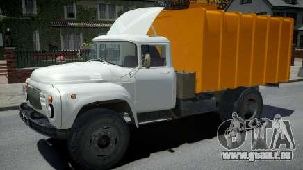 ZIL 431410 Garbage Truck für GTA 4
