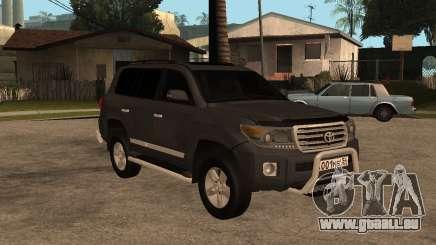 Toyota Land Cruiser Original pour GTA San Andreas